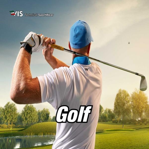 Abbigliamento sportivo personalizzato da Golf