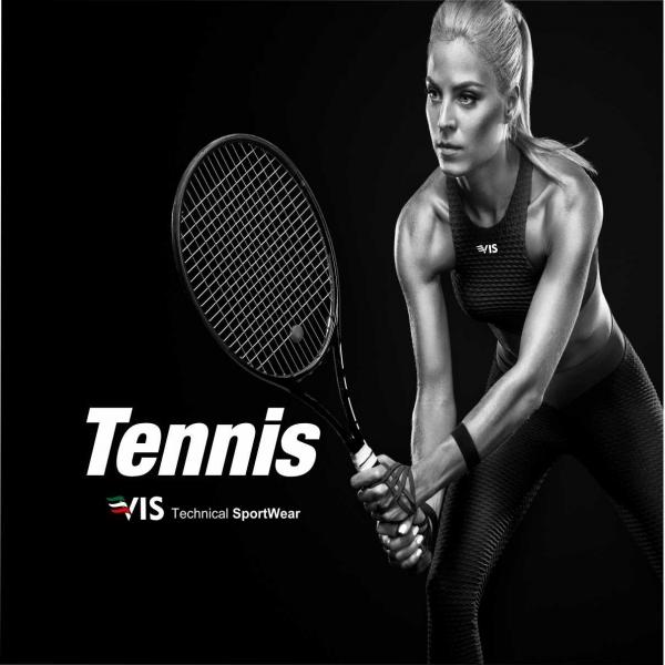 Abbigliamento sportivo personalizzato per il Tennis
