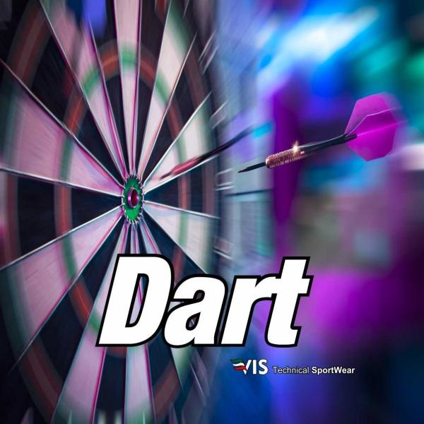 Abbigliamento sportivo personalizzato per lo sport del Dart