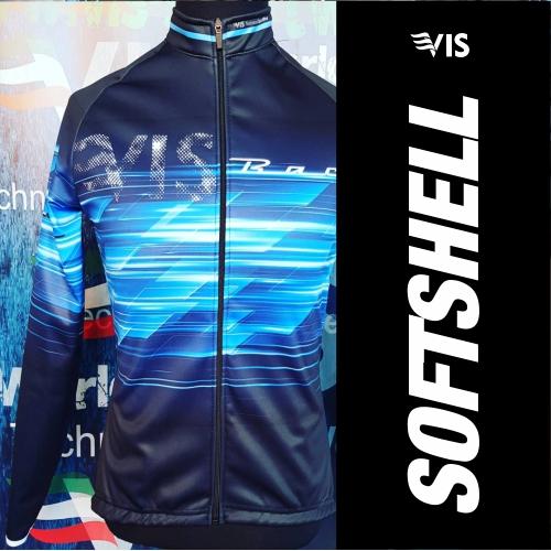 Crea la tua giacca softshell da ciclismo personalizzata