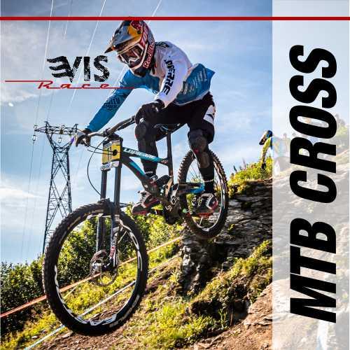 MTB CROSS abbigliamento sportivo personalizzato