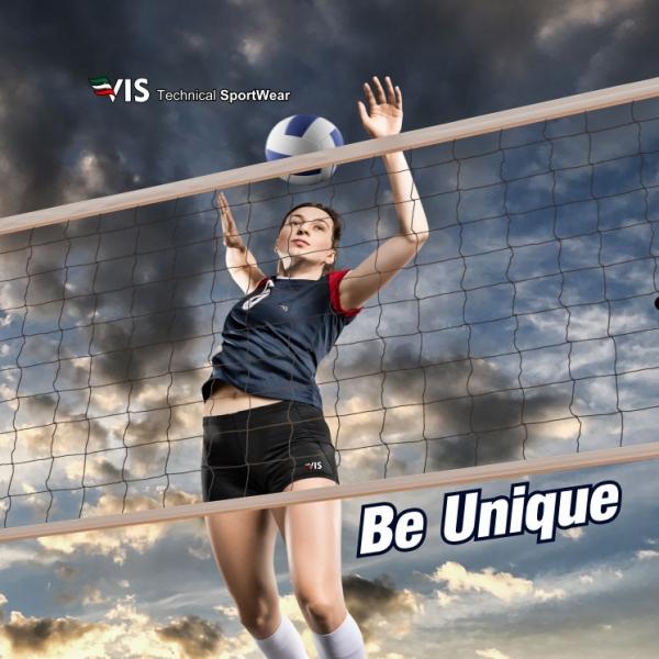 Abbigliamento sportivo personalizzato da pallavvolo