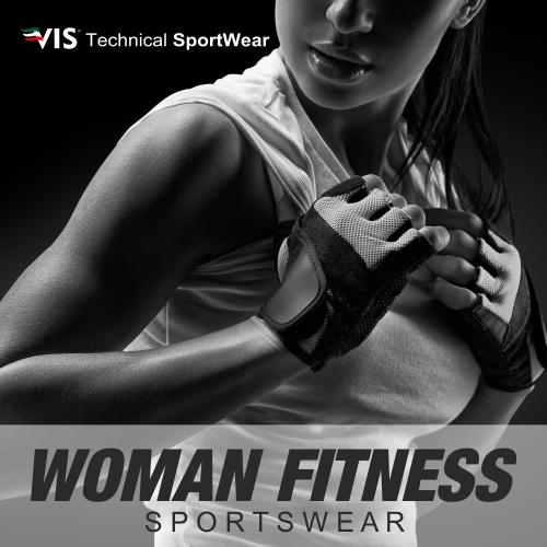 Abbigliamento da donna personalizzato per il fitness
