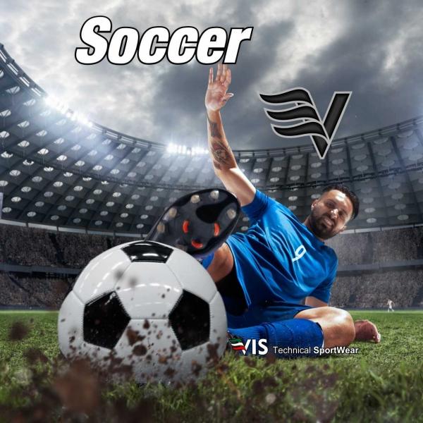 Abbigliamento sportivo personalizzato da calcio