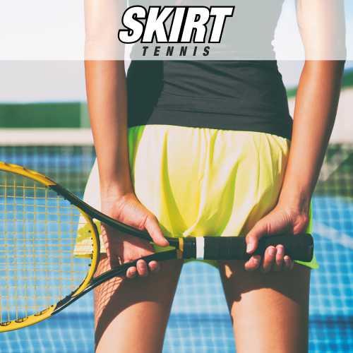 GONNE SPORTIVE personalizzate per il tennis e il paddle